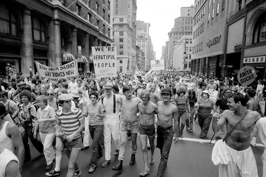 40 Jahre CSD-Bewegung – Wie es in New York begann