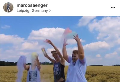 Aufruf Marco Sänger