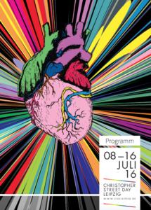 CSD Programmheft 2016 Cover