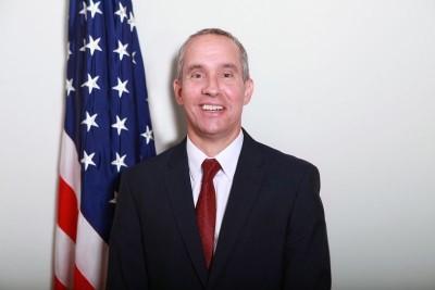 Grußwort des US-Generalkonsuls Scott R. Riedmann 2016