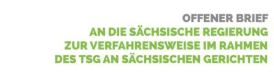 Offener Brief des Tiam e.V. und RosaLinde Leipzig e.V.