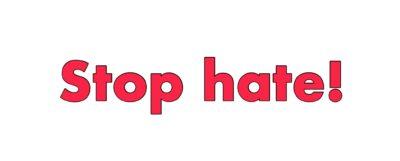 Themenschwerpunkt 2017 – Stop Hate!