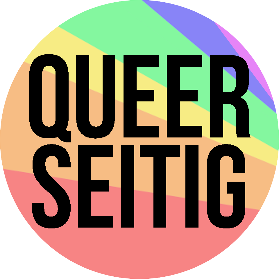 Queerseitig logo