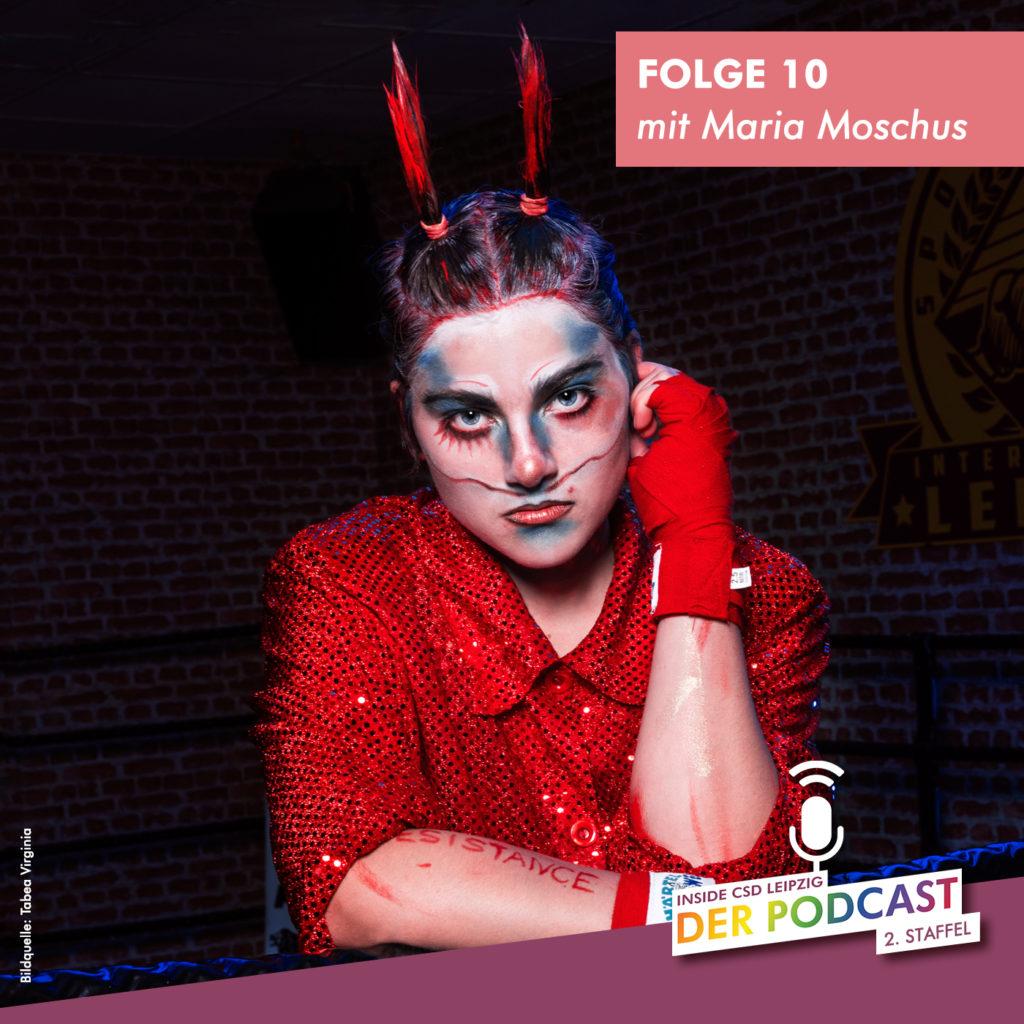 "Folge 10 ""Drag"" (Gast: Taiina aka Maria Moschus)"