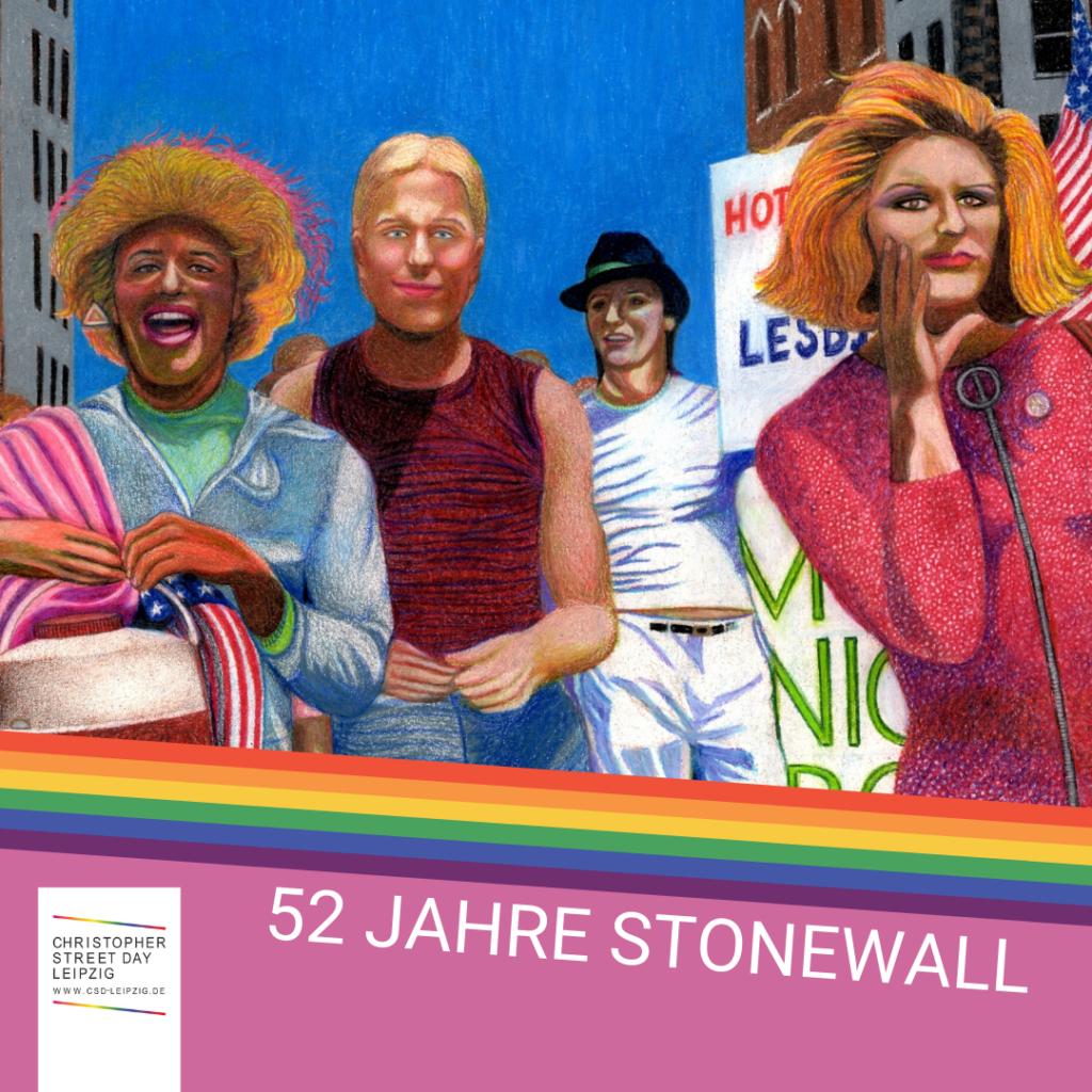 52 Jahre Stonewall