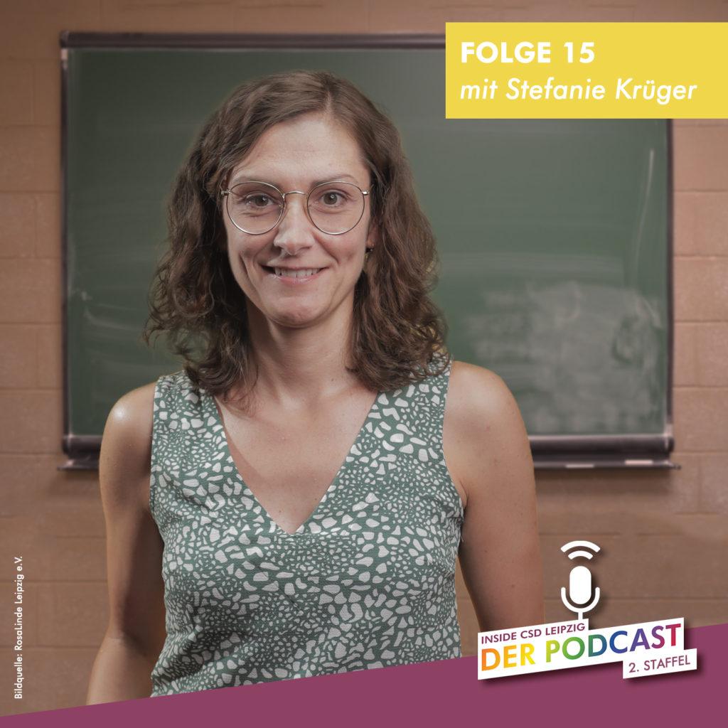 """Folge 15 – """"Schule der Vielfalt"""" (Gast: Steff, Rosalinde Leipzig e.V.)"""